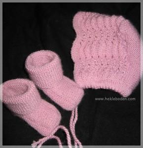 Lue og sokker